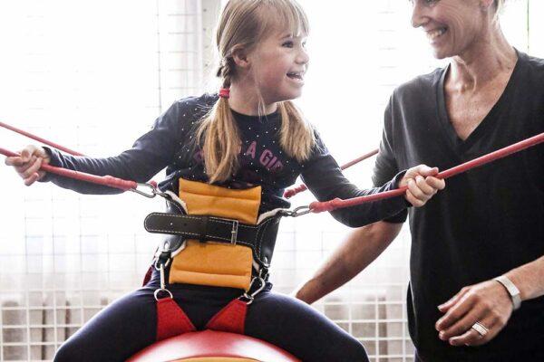 Kids Physiotherapist
