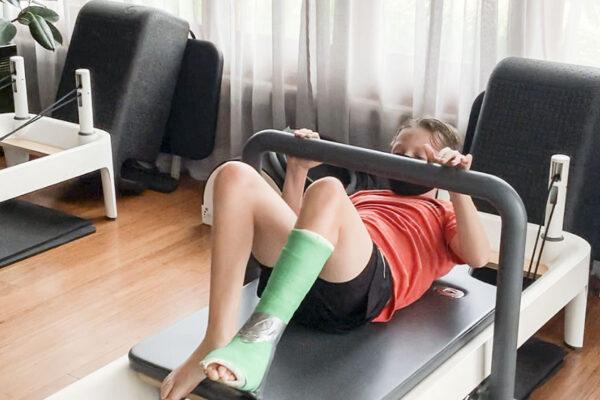 Kids Pilates Rehab