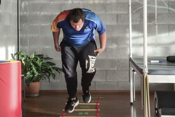 Physiotherapy to improve Coordination
