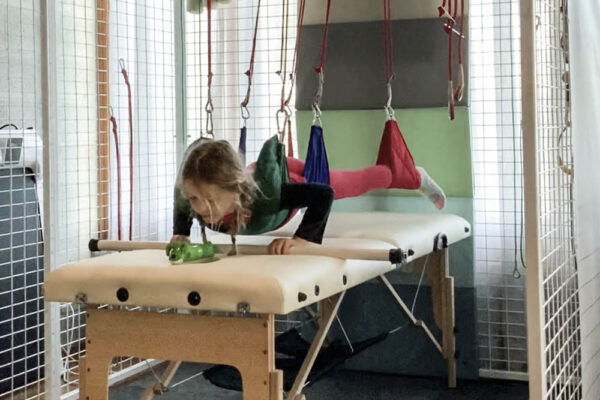 Disabled Child Physiotherapy